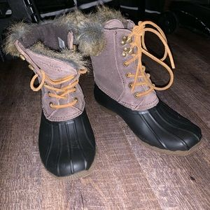 Sperry Weather Boot